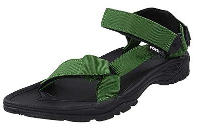 Teva Mavrik Damen und Herren Sport & Outdoor Sandalen schwarz, Schuhgröße:EUR 45.5;Farbe:Grün