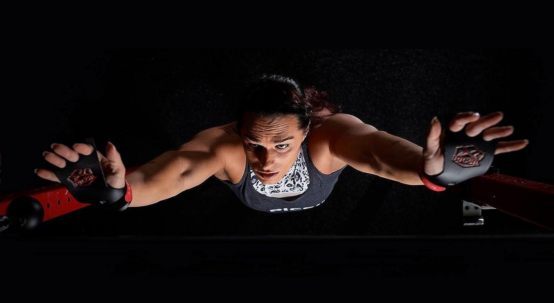 PICSIL RX Carbon 3H Les Pull-ups Maniques Crossfit pour la Gymnastique Prot/égez Vos Paumes la lev/ée de Poids