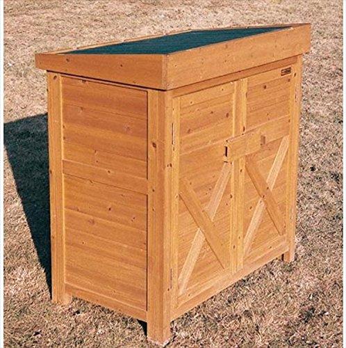 ジャービス商事 多目的ハウス #26804 ガーデンストア0906  『小型 物置小屋 屋外 DIY向け』 B072Z96BYK