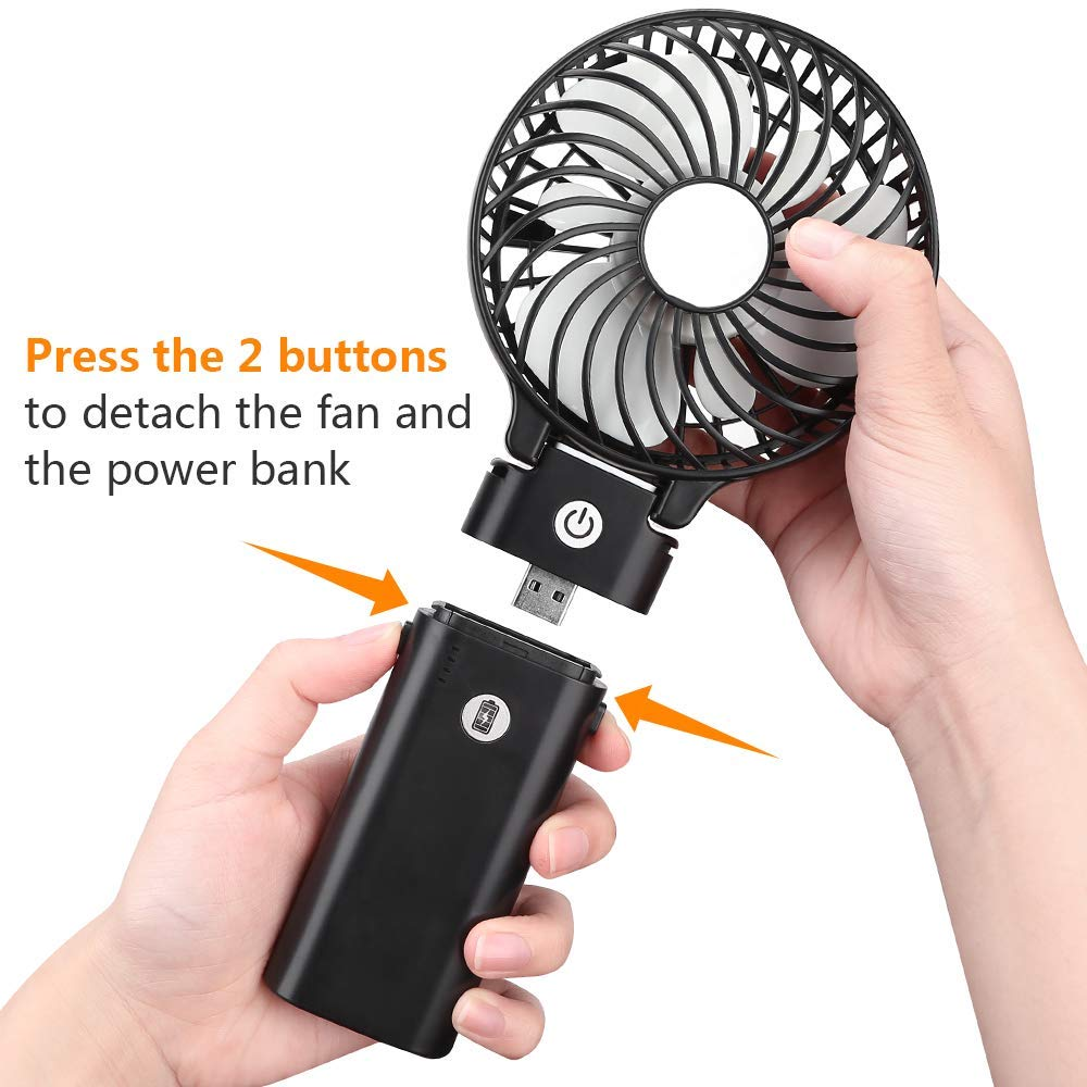 Usb Charging Iron Fan 8 Cooling Air Fans For Outdoor Traveling Fishing Home Office Back To Search Resultshome Appliances Household Appliances Solar Panel Powered