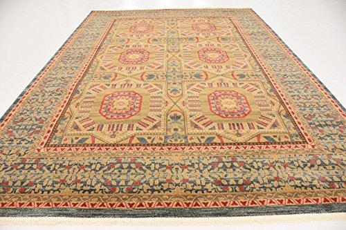 90% off 9 x 12 Persian area rug deal sale clearance nice oriental mamluk rug