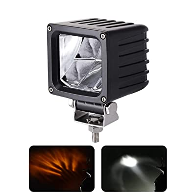 KAWELL LED Pods Light 20W Cree LED Driving Light Off Road LED Fog Lights 6000K Spotlight Led Cube Work Light Kits for Jeep Motorcycle ATV UTV 4X4 Truck Tractor Boat: Automotive