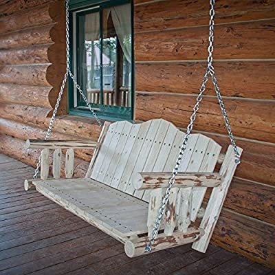 Montana Woodworks Montana Collection Porch Swing