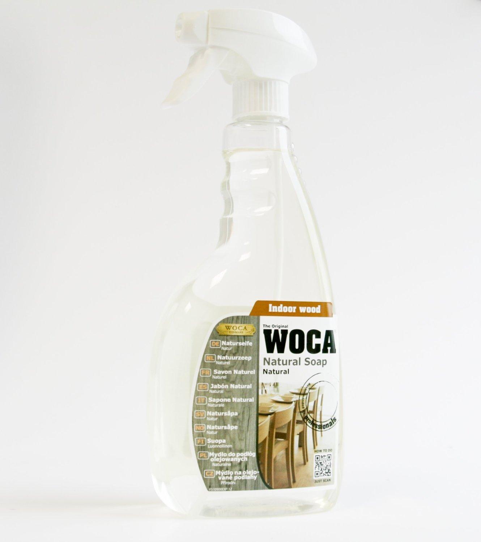 Woca Denmark - Natural Soap 0.75 Liter Spray