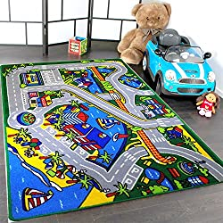 "Kids Rug Harbor Area Rug 8 x 11 New #1 Seaport size approximate ( 7'10"" X 11'3"") 7' feet 10"" inch by 11' ft 3"" in"