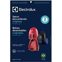 Kit 3 Sacos para Aspirador de pó, 1,2L, Electrolux