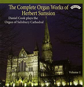Sumsion: Complete Organ Works