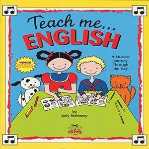 Teach Me English Audiobook