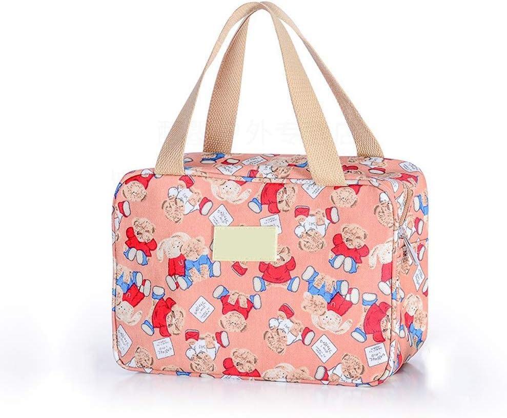 Large Capacity LiYao Washing Bag Business Storage Bag Storage Bag Portable 250X170X120mm Men and Women Size : 7#