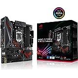 ASUS ROG STRIX B365-G Gaming - Placa Base Gaming ATX Intel de 8a y 9a gen. LGA1151 con iluminación LED RGB Aura Sync…