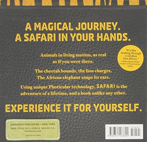 Safari-A-Photicular-Book