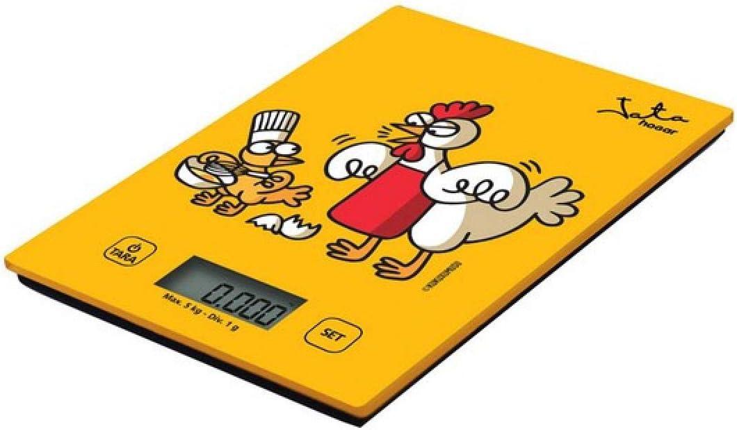 Balanza de cocina Jata 731K KUKUXUMUSU