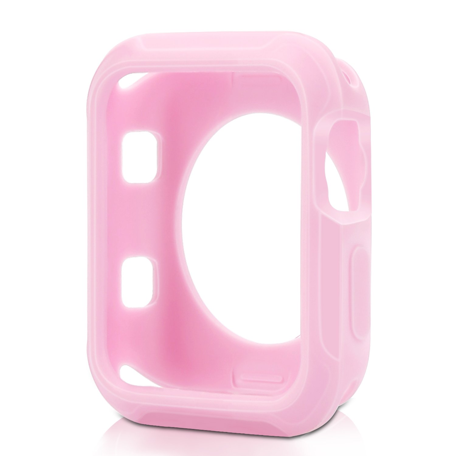 funda para apple watch Series 3/2/1 42 mm rosa