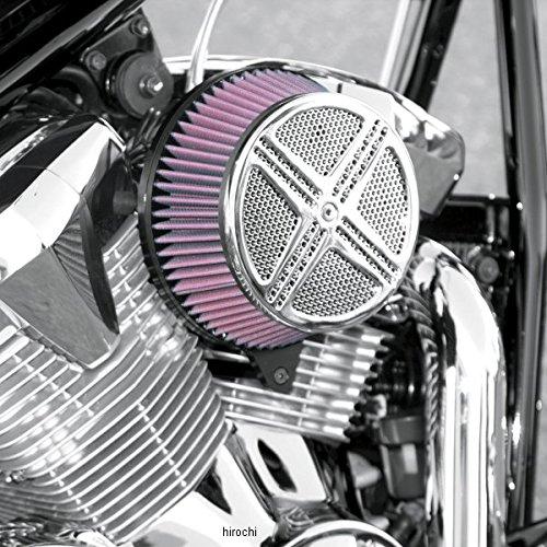 バロン BARON エアクリーナーキット 06年以降 ブルバード VZR1800 クローム 1010-0486 BA-2381-00   B01LX1K8AE