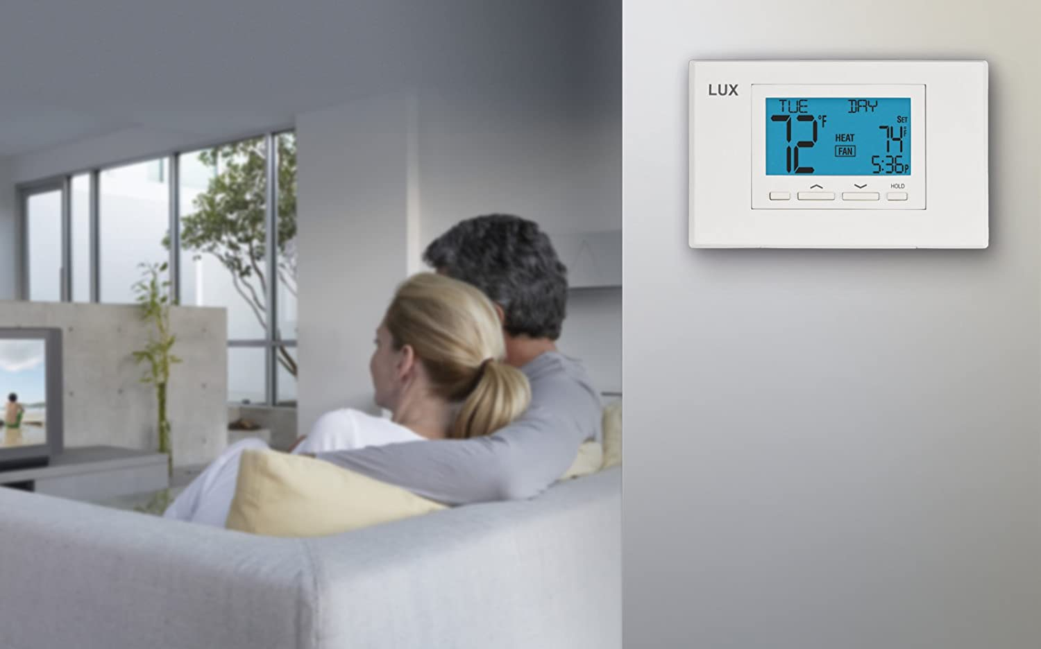 Lux 1500 Thermostat Wiring Diagram Products Tx9100u Programmable Household Thermostats