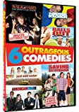 Best Comedies Dvds - Outrageous Comedies - 6 Movie Collection Review
