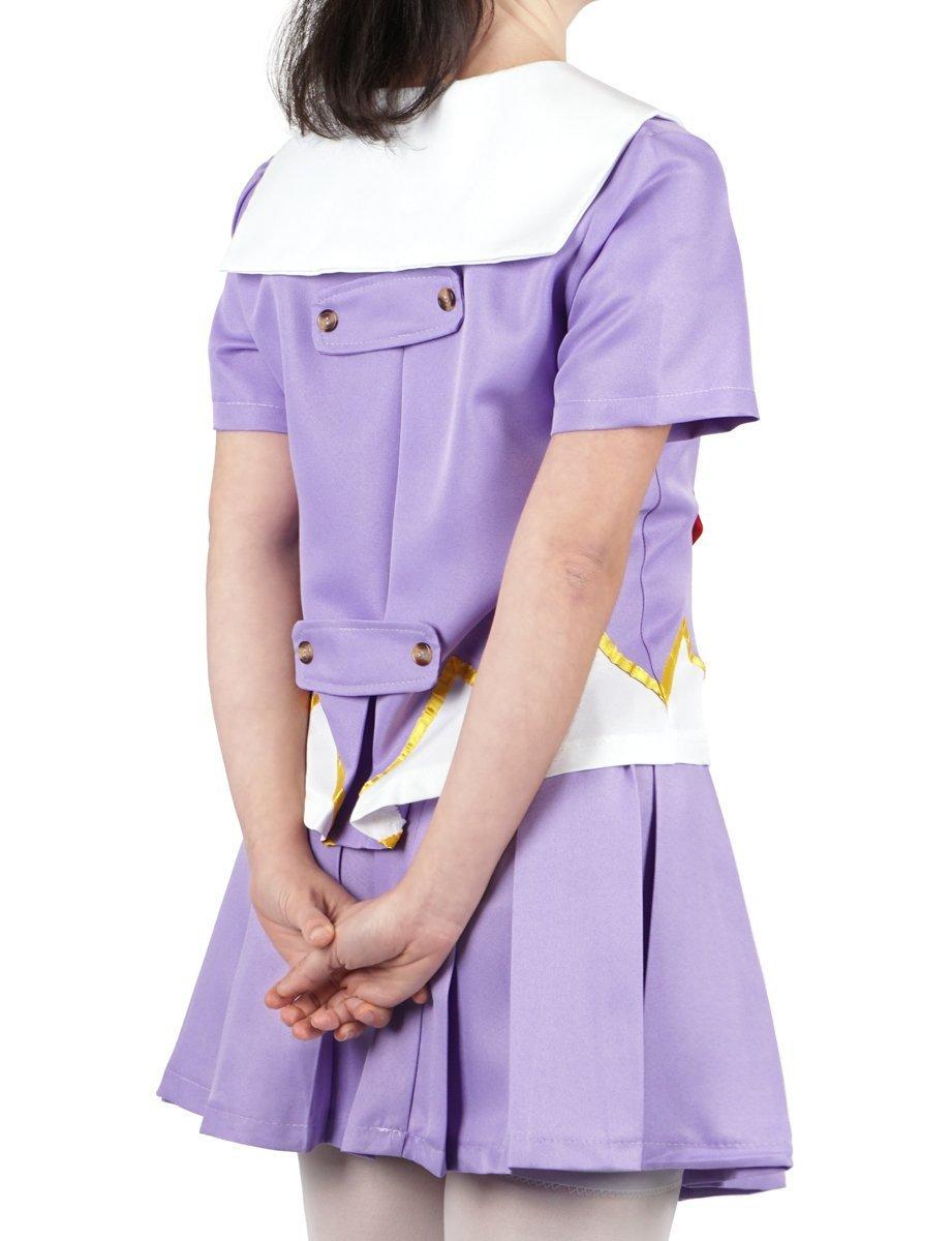CoolChange Disfraz Cosplay de Yuno Gasai de Mirai Nikki, Talla ...