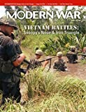 DG: Modern War Magazine, Issue # 7, with Vietnam Battles: Snoopy's Nose & Iron Triangle Board Game