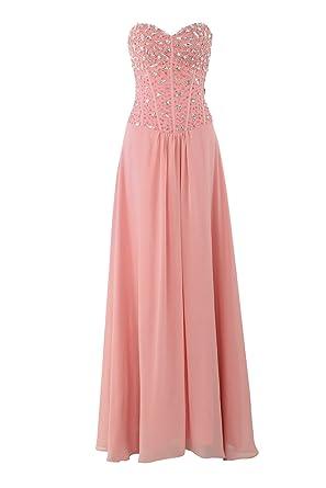 Damen Yiyadawn Für Kleider Langes Ballkleid Festliche Abendkleid XZPkui