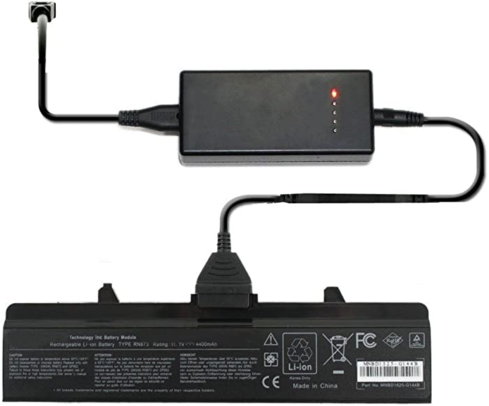 Top 10 External Laptop Battery Charger For Dell Inspiron N5010