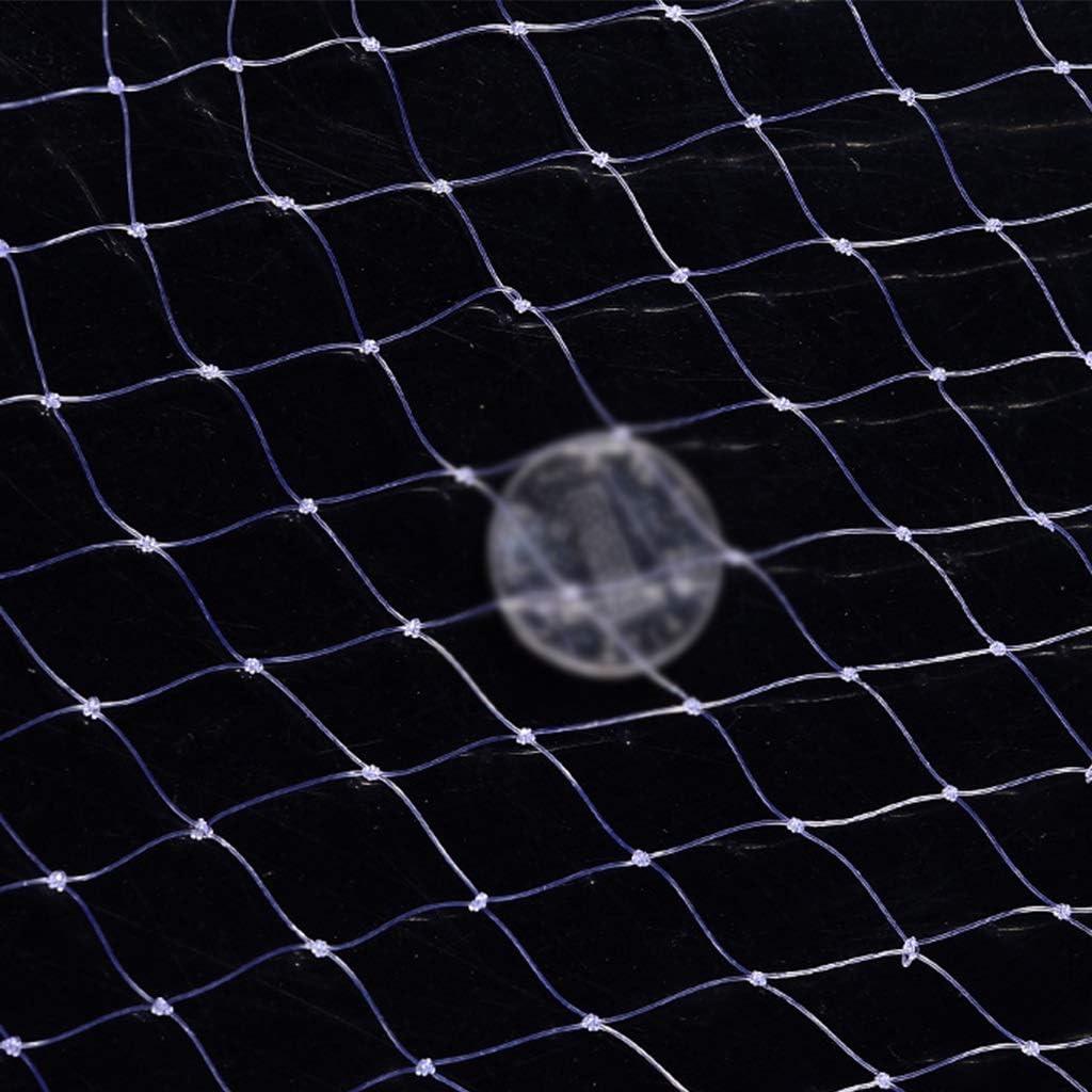 FeiGuo GFQD Fischernetze Monofilschnur Stahl Sinkesr Handwerfernetz Casting Net Fischernetz Tool K/öder Fischernetz Verschiedene L/ängen k/önnen ausgew/ählt Werden 10 M Handseil Size : 1.5m