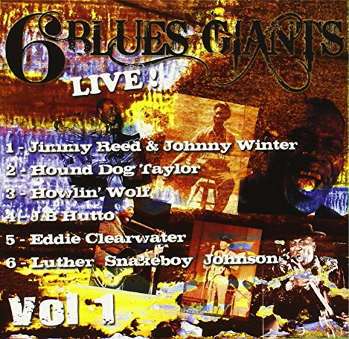 6 Blues Giants Live Vol.1