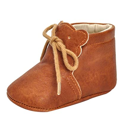 565ee6fd4181 Amazon.com  Newborn Autumn Winter Boots