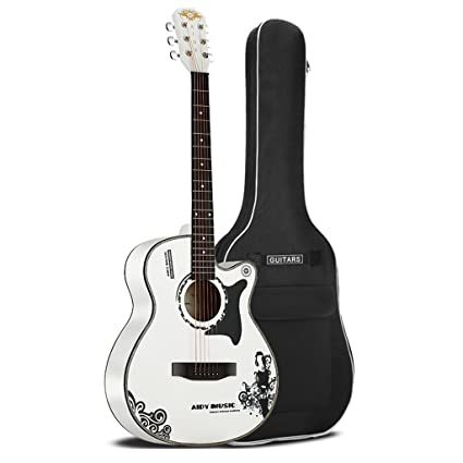 Amazon Com Personality Student Guitar Male And Female Acoustic