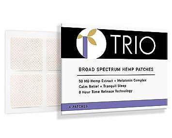 Amazon.com: Trio - New Sleep Aid Patch - Great Sleep Supplement for ...