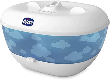 Chicco 00005872000000 - Humidificador, blanco y azul: Amazon.es ...