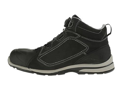 Diadora Hi Jet Boa S3 Zapatos de Seguridad con tecnología Geox, Color Negro, Talla 46 EU / 11 UK: Amazon.es: Zapatos y complementos