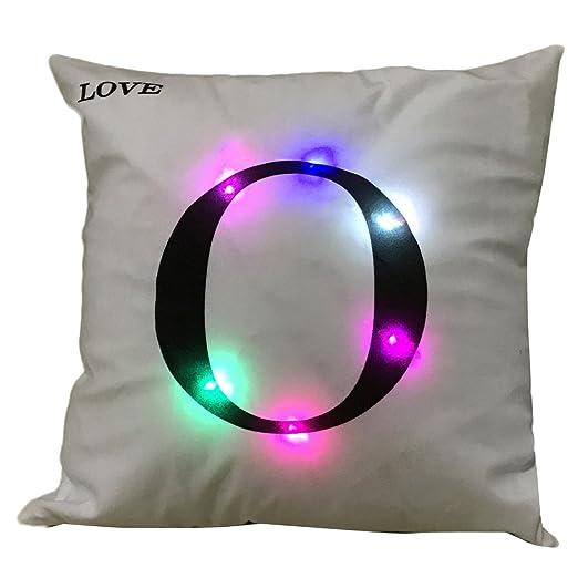 Love cojín (LED, foutou 16