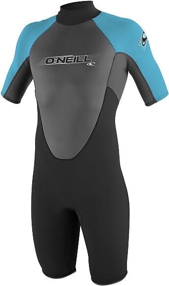ONeill Mens Reactor 2mm Back Zip Spring Wetsuit