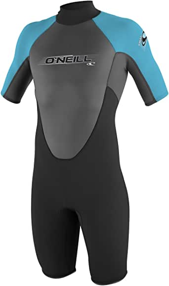 ONeill Youth Reactor 2mm Back Zip Spring Wetsuit