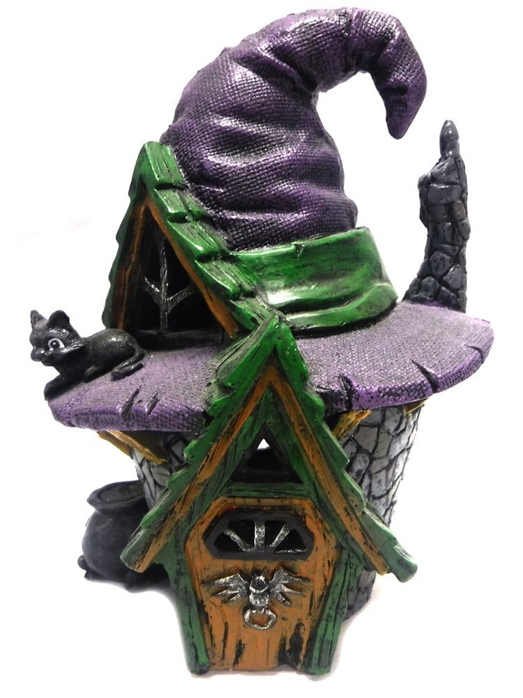 Fiddlehead Fairy Garden ''The Witch Hat House''