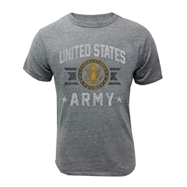 Amazon.com: Armed Forces Gear Men's Army Vintage Basic T-Shirt ...