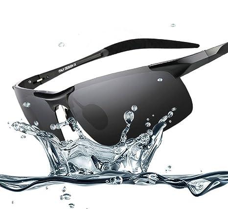 Amazon.com: TiAN Qi anteojos de sol polarizadas polarizador ...