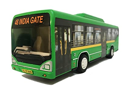 Centy Toys Low Floor CNG Bus - Color May Vary