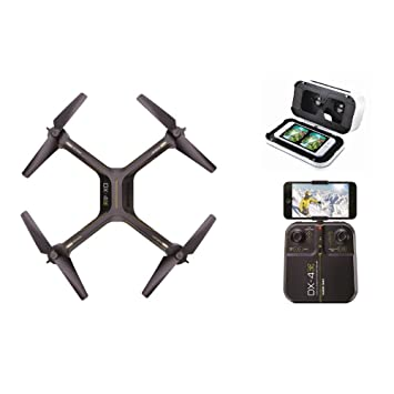 Amazoncom Sharper Image Drone Dx 4 Hd Video Streaming Drone With