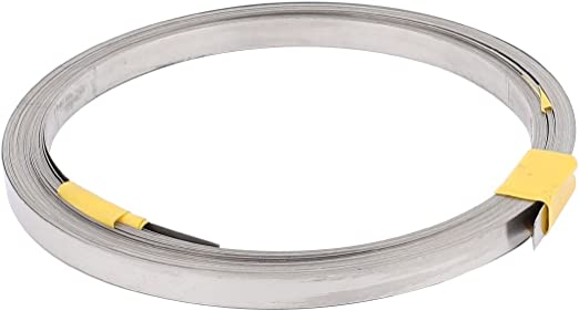 Hot 10M Silver Tone Metal K Type Thermocouple Extension Wire