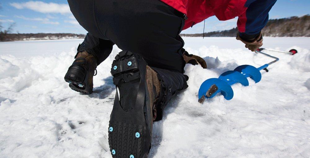 Foot Rubz Due North All Purpose Traction Aid Medium