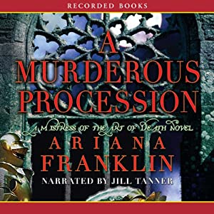 A Murderous Procession Audiobook