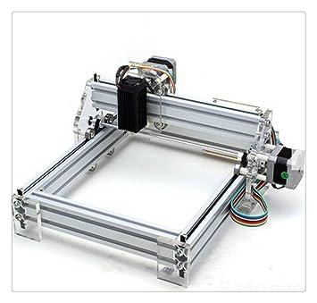 1500mW escritorio DIY láser grabador máquina de grabado CNC Imagen ...