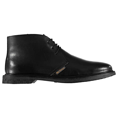 Stiefel Boots Desert Ben Sherman Leder Train Herren 53ARqjL4
