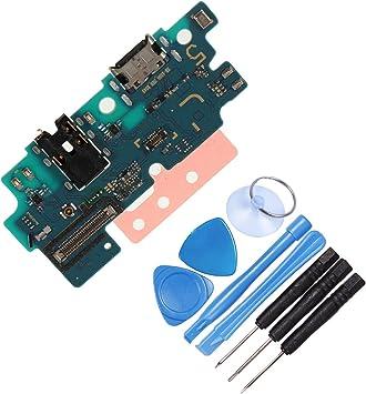 THE TECH DOCTOR - Cable de Carga Micro USB para Samsung A50 A505F, Incluye Herramientas, Kit de reparación Profesional: Amazon.es: Electrónica