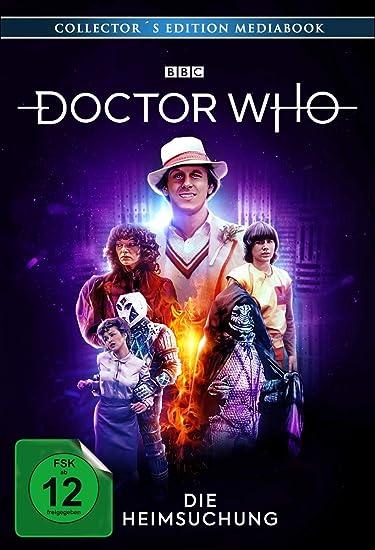 Doctor Who - Fünfter Doktor - Die Heimsuchung LTD. - ltd