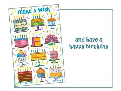 Amazon.com: Tarjeta de cumpleaños ~ surtidas tarjetas de ...