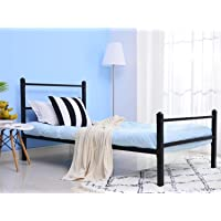 GreenForest Bed Frame Full Size Metal Platform Bed