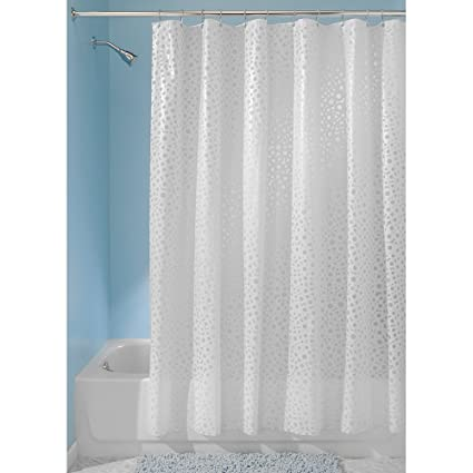 InterDesign Circo PVC Free PEVA Shower Curtain 72quot X