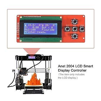 Gimax Anet 3D Printer - Módulo de controlador de pantalla LCD ...